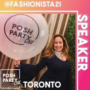 CANADA Posh Live Toronto Speaker